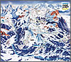 Flaine piste map link